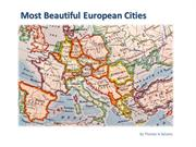 Thomas N Salzano Beautiful European Cities