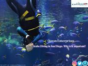 Scuba Diving in San Deigo |Ocean Enterprises
