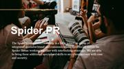 Spider PR - Top PR Agency in London