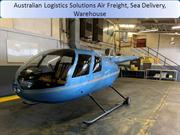 Australian Logistics Solutions Air Freight, Sea Delivery, Warehouse