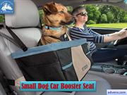 Small Dog Car Booster Seat