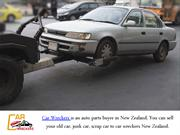 Do You Want Unwanted Car Removals Services - Contact Us