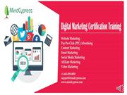 What are the best websites for online trainingClasses Digital marketin