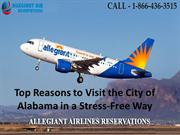 Top Reasons to Visit the City of Alabama in a Stress-Free Way