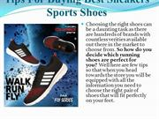 How Can Buying Best Sneakers Sports Shoes In Online?