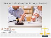 Top Family Lawyer in Toronto Family Lawyer near me