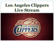 Los Angeles Clippers Live Stream