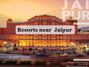 Top Resorts near Jaipur