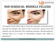 Non Surgical Wrinkle Fillers - Autumn Stone MD