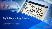 Digital marketing Services helps to grow your business
