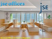 Serviced Offices for Rent in Singapore