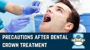 Restore your Damaged Tooth by Dental Crown