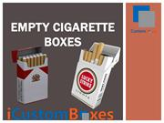 Empty Cigarette Boxes Wholesale Canada