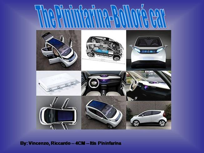 Pininfarina Bo Itis Pininfarina Authorstream