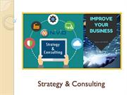 Key Ways Strategy & Consulting Solutions Improve Your Business