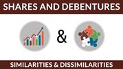 Guide to The Shares And Debentures: Similarities & Dissimilarities
