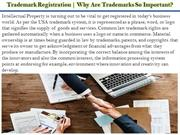 Trademark Registration | Why Are Trademarks So Important?