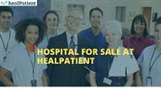 Lowest price for Healthcare industry – hospitalforsalelease