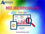 Best SEO services USA | AELOSYS