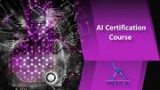AI Course in Hyderabad, AI Certification Courses in Hyderabad
