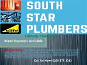 Local Plumber in Catford