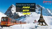 Paris Switzerland Group Tours Travel Package by Paras Holidays