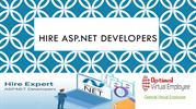 Why Should you hire ASP.NET Developers ?