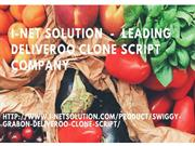 I-Net Solution Leading Deliveroo Clone Script
