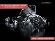 Sell diamonds Los Angeles  the best place for selling diamonds