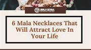 6 Mala Beads That'll Actually Help You Find Your Love