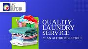 Quality Laundry Service at an Affordable Price