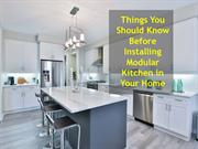 How to choose Modular Kitchen for your Home| 91-9717473118