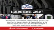 Toledo Air Conditioning Company | Bluflame.com