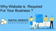 Why Website Is Required For Your Business?