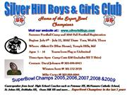Silver Hill Summer Camp 2010
