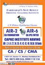 Best CA Coaching & CS Coaching Institute in Faridabad