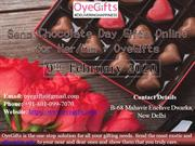 Send Chocolate Day Gifts Online for Her/Him - OyeGifts