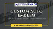 Custom Chrome Car Emblem | Ideal For Your Brand Promotion