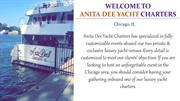 Chicago Private Boat Charters