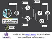 Best Website Development Company - For You Is Matebiz India