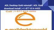 AOL Desktop Gold reinstall _ AOL Gold download install _ +1-877-814-44
