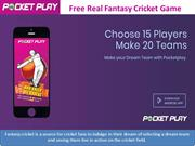 India's newest free fantasy cricket league
