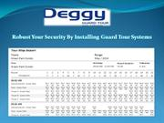 Robust Your Security By Installing Guard Tour Systems