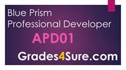 Latest Blue Prism APD01 Question Answers | Pass APD01 Test Easily