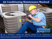 Air Conditioning Maintenance Macleod | 1300652232