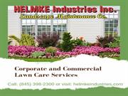 Commercial Lawn Care Services Rockland County