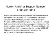 Norton Antivirus Support Number 8884O93111 Norton SDKSD