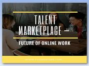 The Official Talent Market Marketplace - Future Starr