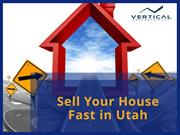 Sell Your House Fast in Utah
